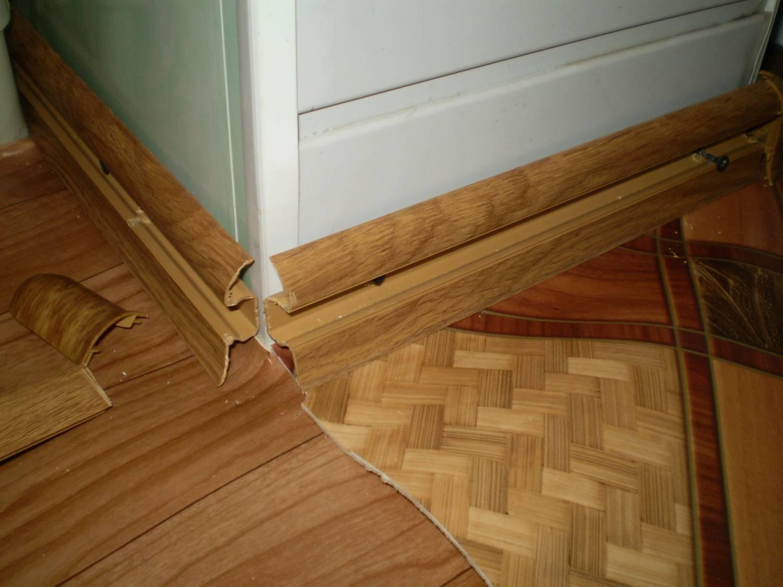 Linoleum op de grond leggen met je eigen handen meerlaagse