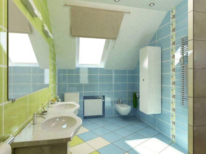 Badkamer Idee Natuur : Tegel voor badkamers fotocombinatie van kleuren
