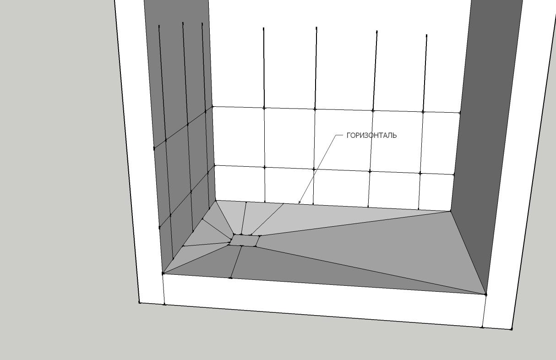 Как увеличить схему вязания спицами