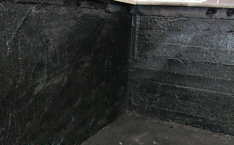 Гидроизоляция есть ли смысол делать в нутри помешеноя мастика битумная кровельная цена за тонну